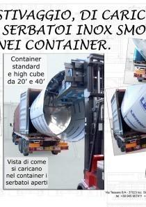Come Albrigi ottimizza il carico del vostro container